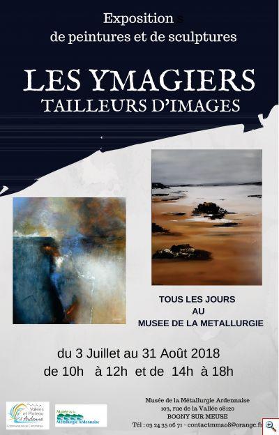 affiche Les Ymagiers