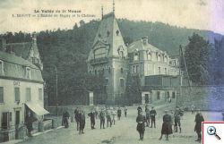 Chateau patronal de la Grosse Boutique